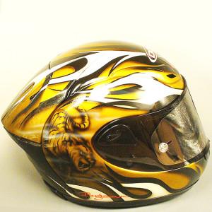 Bugsonic Design バグソニックデザイン_オリジナルヘルメットペイント_1