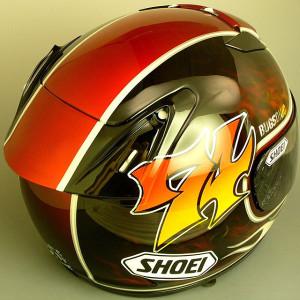 Bugsonic Design バグソニックデザイン_オリジナルヘルメットペイント_10