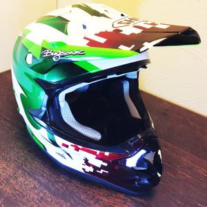 Bugsonic Design バグソニックデザイン_オリジナルヘルメットペイント_11