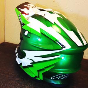 Bugsonic Design バグソニックデザイン_オリジナルヘルメットペイント_12