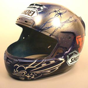 Bugsonic Design バグソニックデザイン_オリジナルヘルメットペイント_15