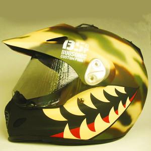 Bugsonic Design バグソニックデザイン_オリジナルヘルメットペイント_20