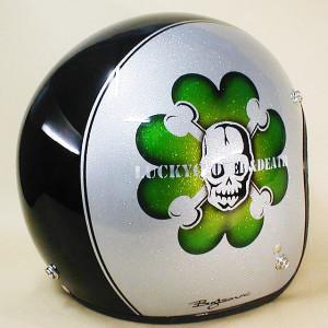 Bugsonic Design バグソニックデザイン_オリジナルヘルメットペイント_21