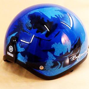 Bugsonic Design バグソニックデザイン_オリジナルヘルメットペイント_22