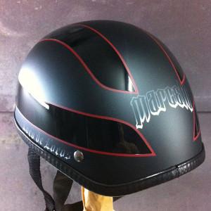 Bugsonic Design バグソニックデザイン_オリジナルヘルメットペイント_23