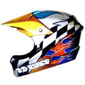Bugsonic Design バグソニックデザイン_オリジナルヘルメットペイント_26