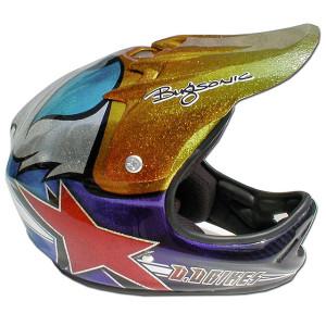 Bugsonic Design バグソニックデザイン_オリジナルヘルメットペイント_27