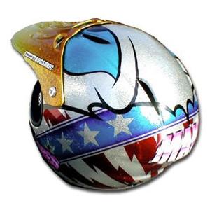 Bugsonic Design バグソニックデザイン_オリジナルヘルメットペイント_28