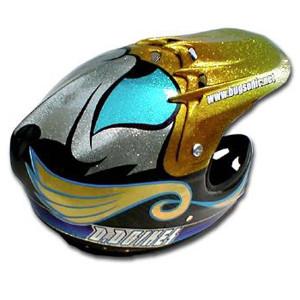 Bugsonic Design バグソニックデザイン_オリジナルヘルメットペイント_29