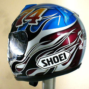 Bugsonic Design バグソニックデザイン_オリジナルヘルメットペイント_3