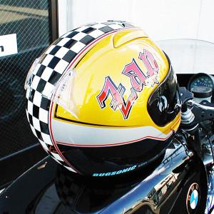 Bugsonic Design バグソニックデザイン_オリジナルヘルメットペイント_31