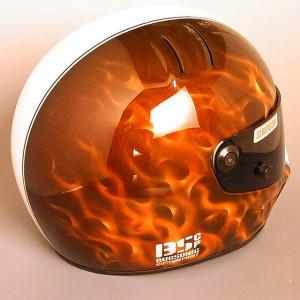 Bugsonic Design バグソニックデザイン_オリジナルヘルメットペイント_6