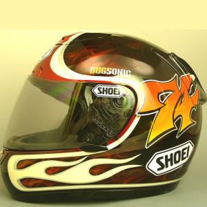 Bugsonic Design バグソニックデザイン_オリジナルヘルメットペイント_9