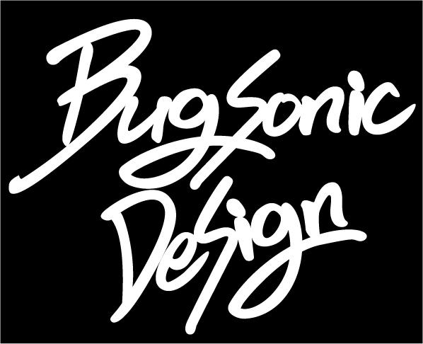 バグソニックデザイン Design&Custom paint BugsonicDesign